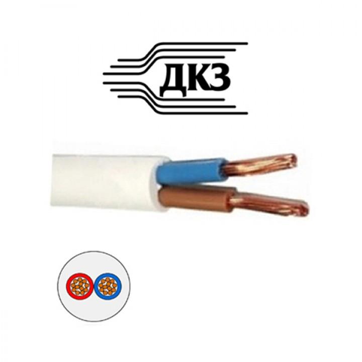 Провод ПВС 2×2,5 ДКЗ Энерго