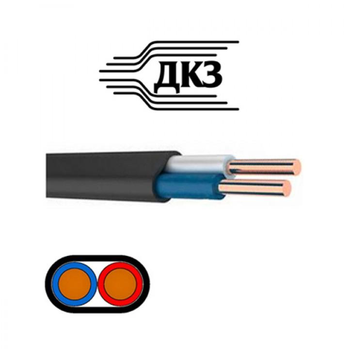 Кабель ВВГп 2×1,5 ДКЗ Энерго