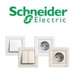 Розетки и выключатели Schneider